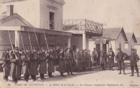 1915-Camp de Sathonay