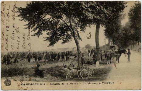 Campagne 1914